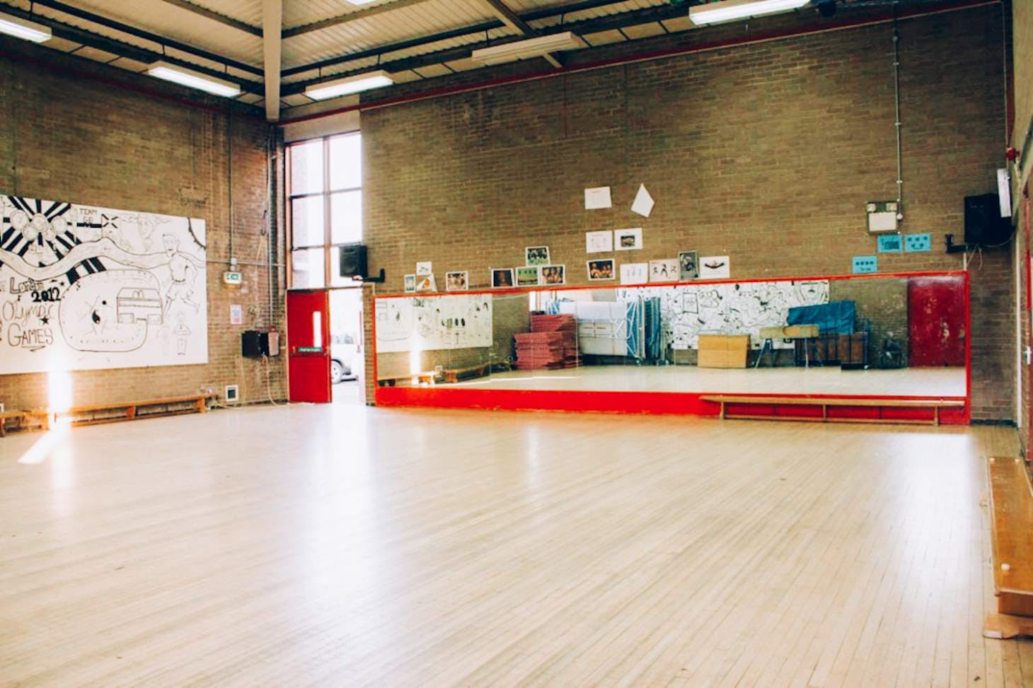 Chiswick School Studio | Dance studio space hire