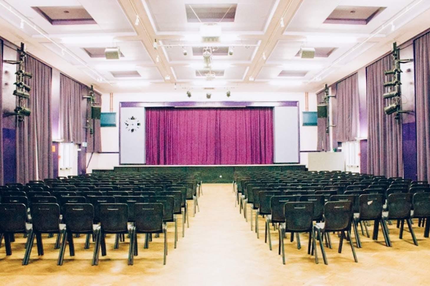Chiswick School Theatre space hire