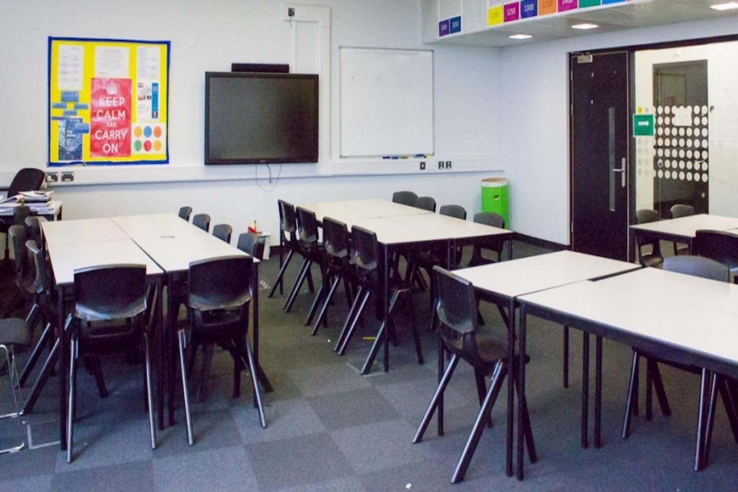 Chobham Academy Classroom space hire