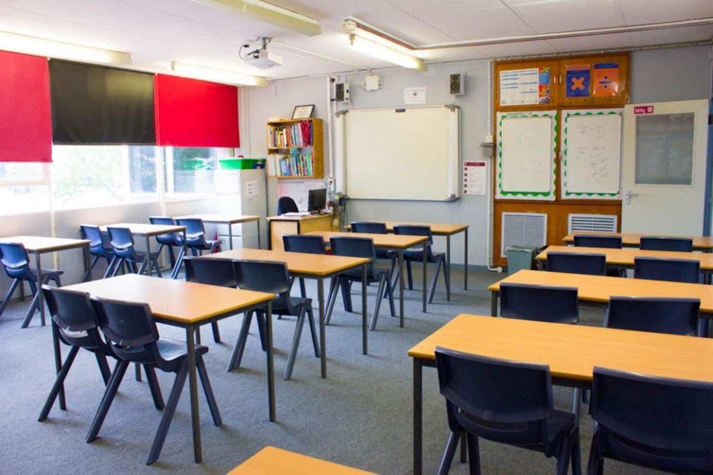 Haileybury Turnford School Classroom space hire