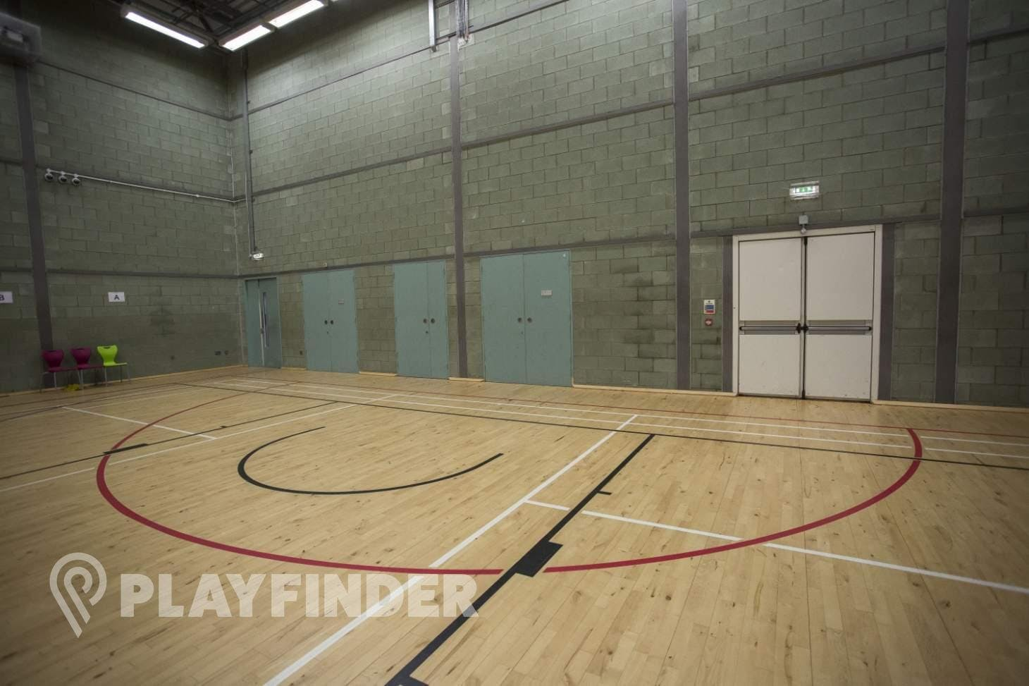 The Harefield Academy Sports hall space hire