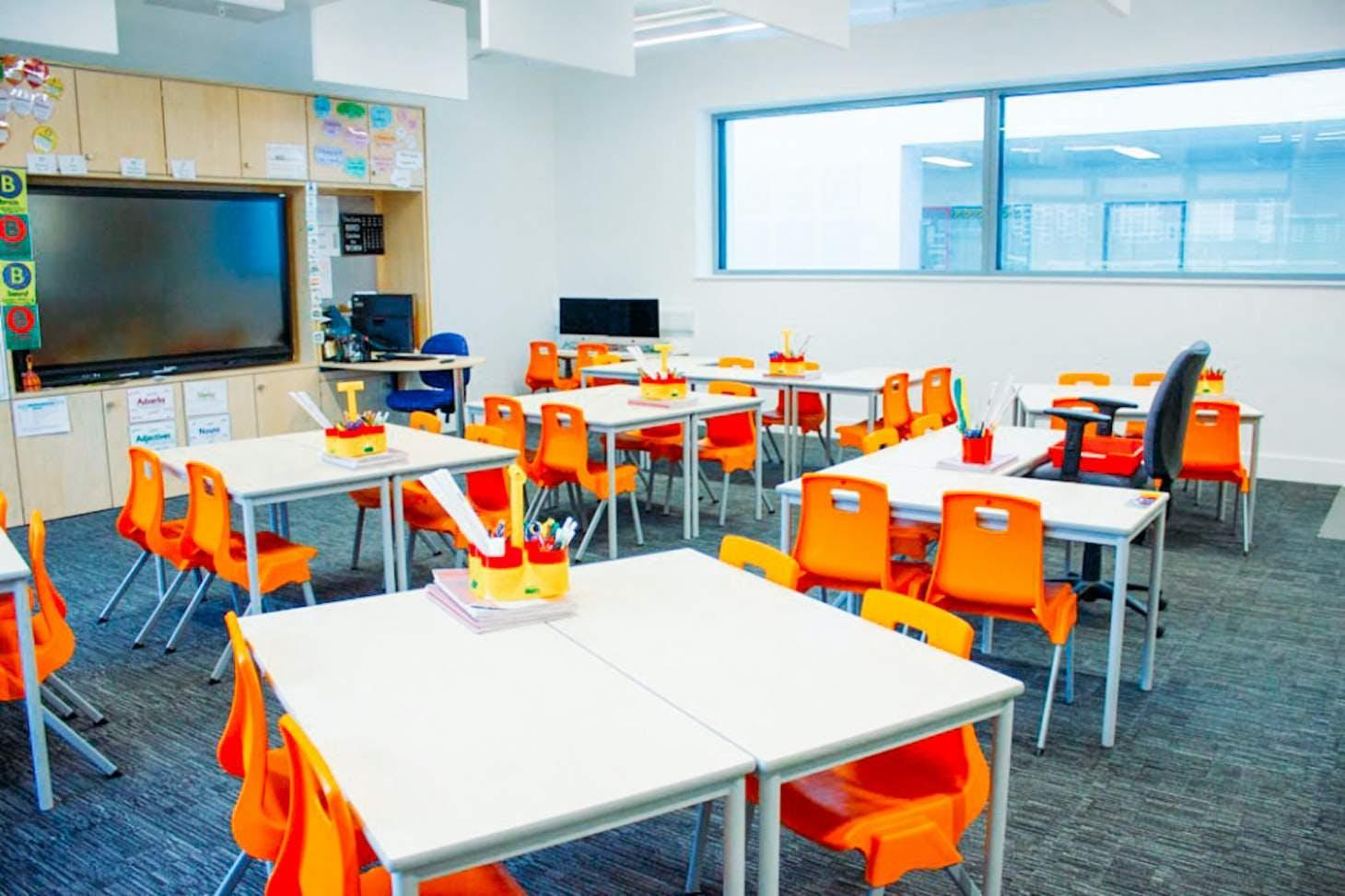 Marlborough Primary School Classroom space hire