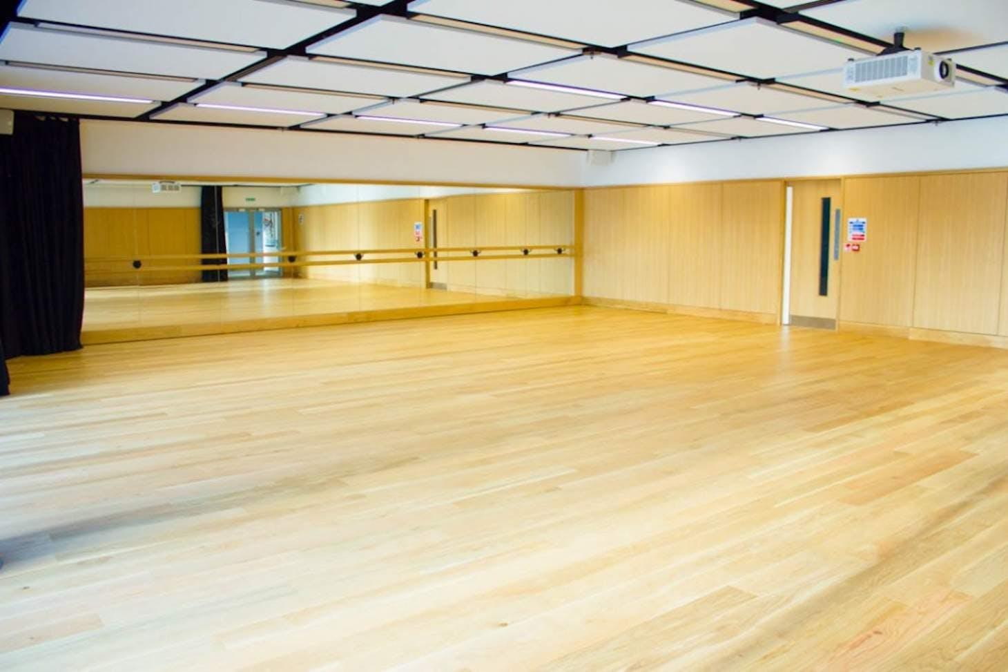 Marlborough Primary School Studio | Dance studio space hire