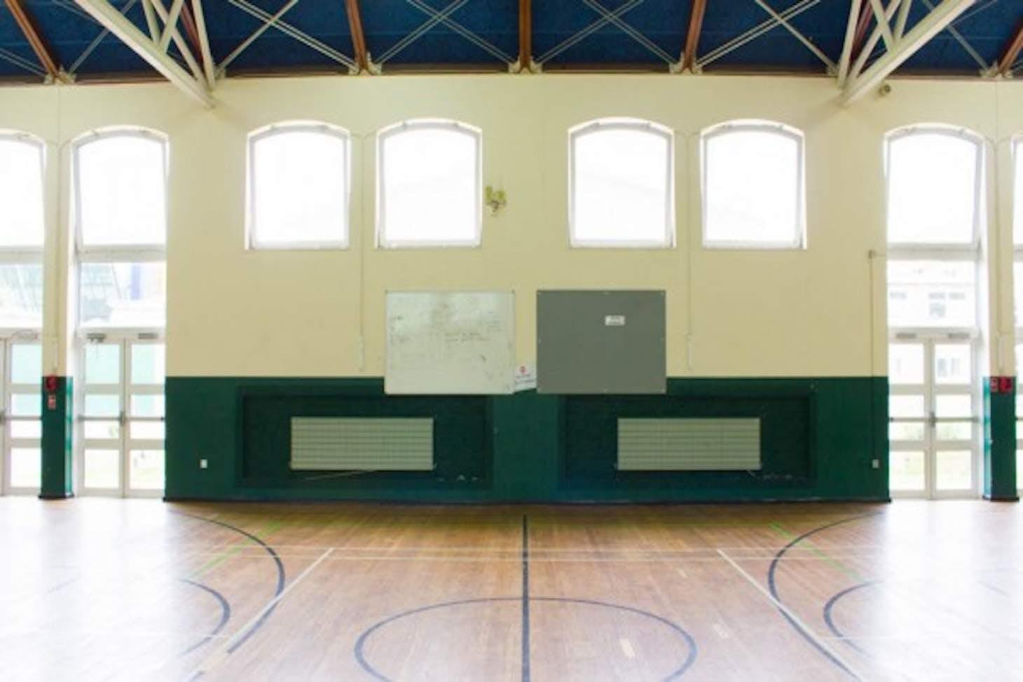 Phoenix Academy Gymnasium space hire