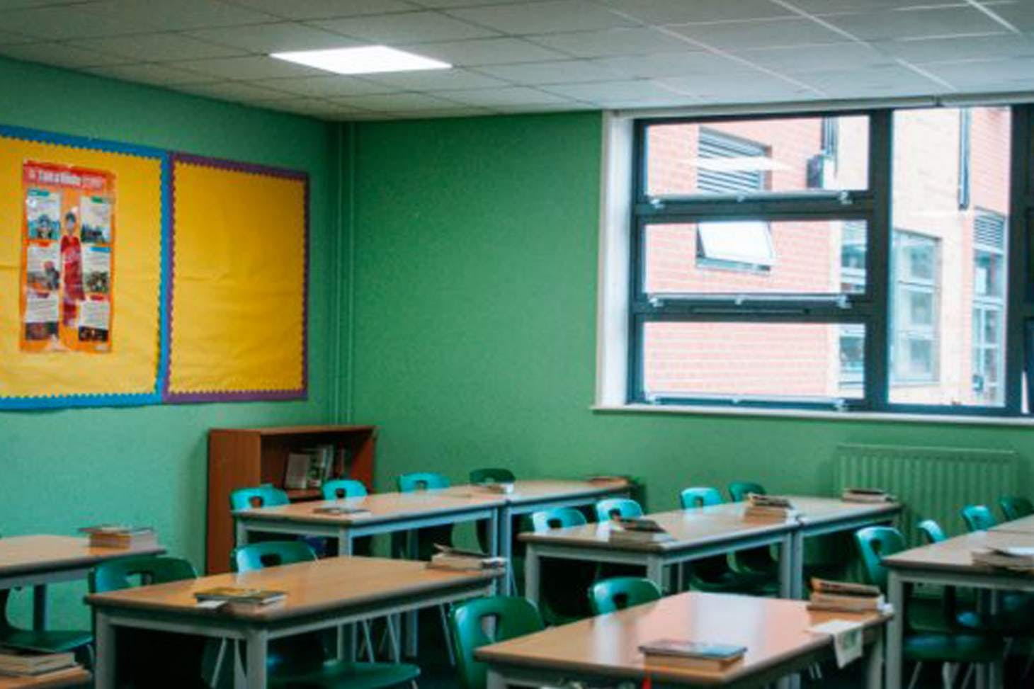 The Albion Academy Classroom space hire