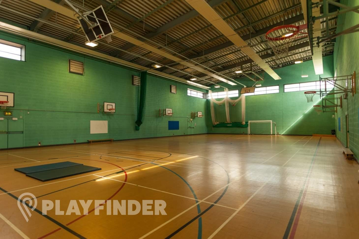 The Albion Academy Sports hall space hire