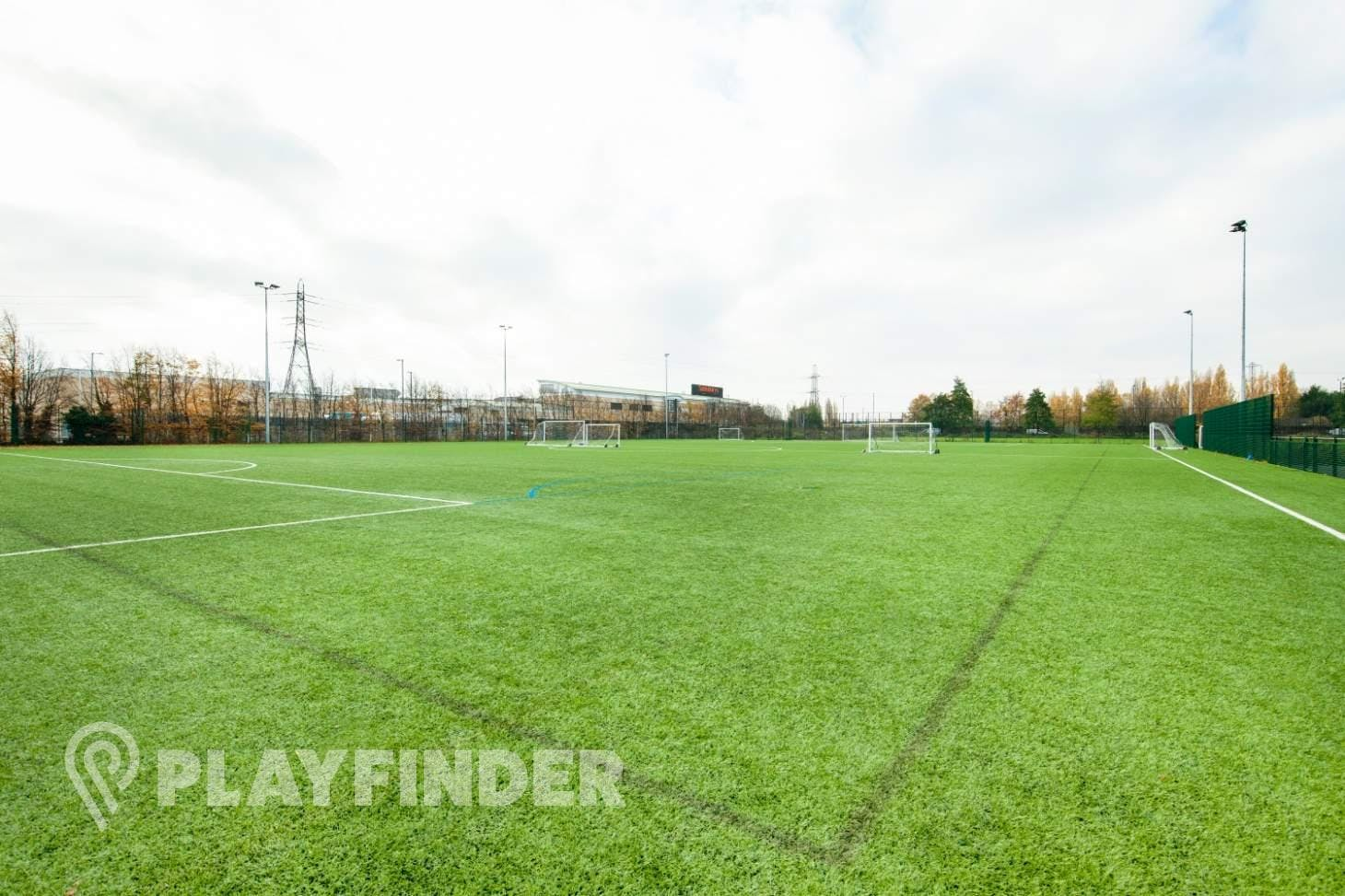 Salisbury Hall Playing Fields 7 a side | 3G Astroturf football pitch