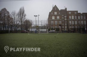 Sacred Heart R C Primary School | 3G astroturf Football Pitch
