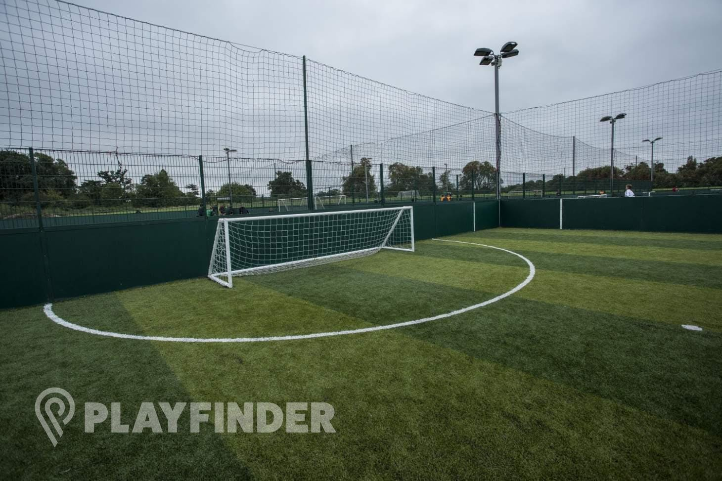 Powerleague Portobello 5 a side | 3G Astroturf football pitch