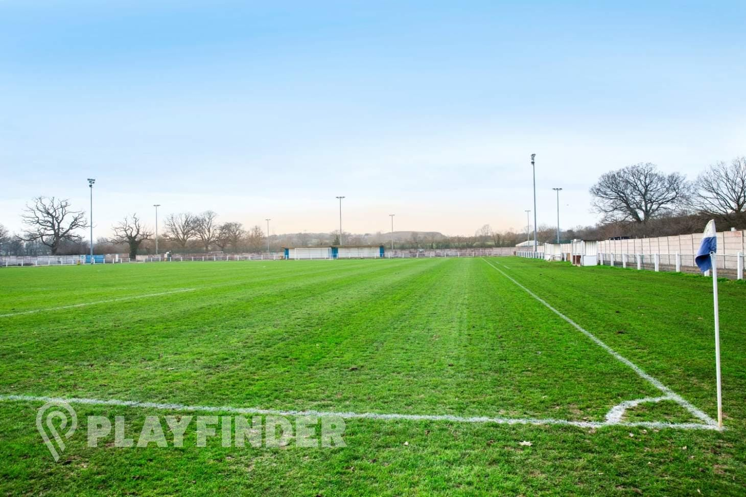 The Middlesex Stadium 11 a side | Grass football pitch