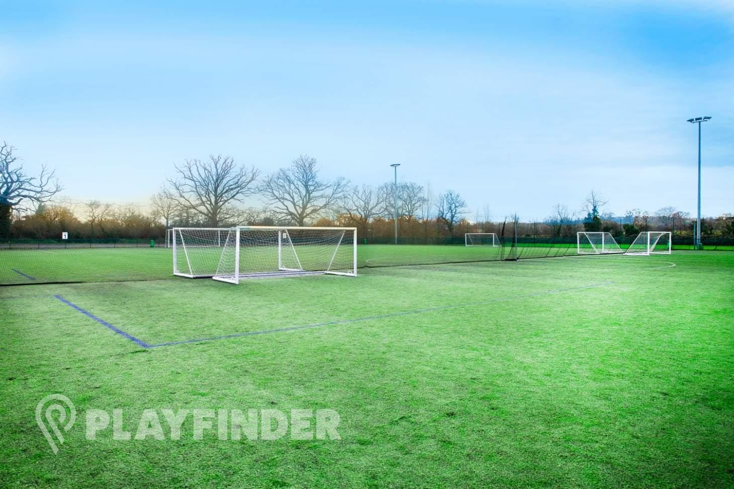 The Middlesex Stadium 7 a side   3G Astroturf football pitch
