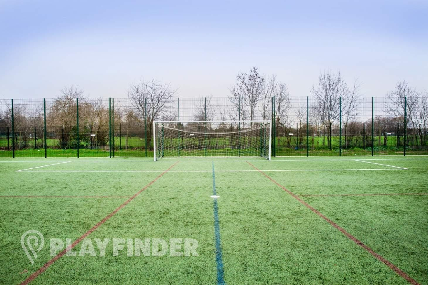 CONEL Sports Facilities 11 a side | 3G Astroturf football pitch
