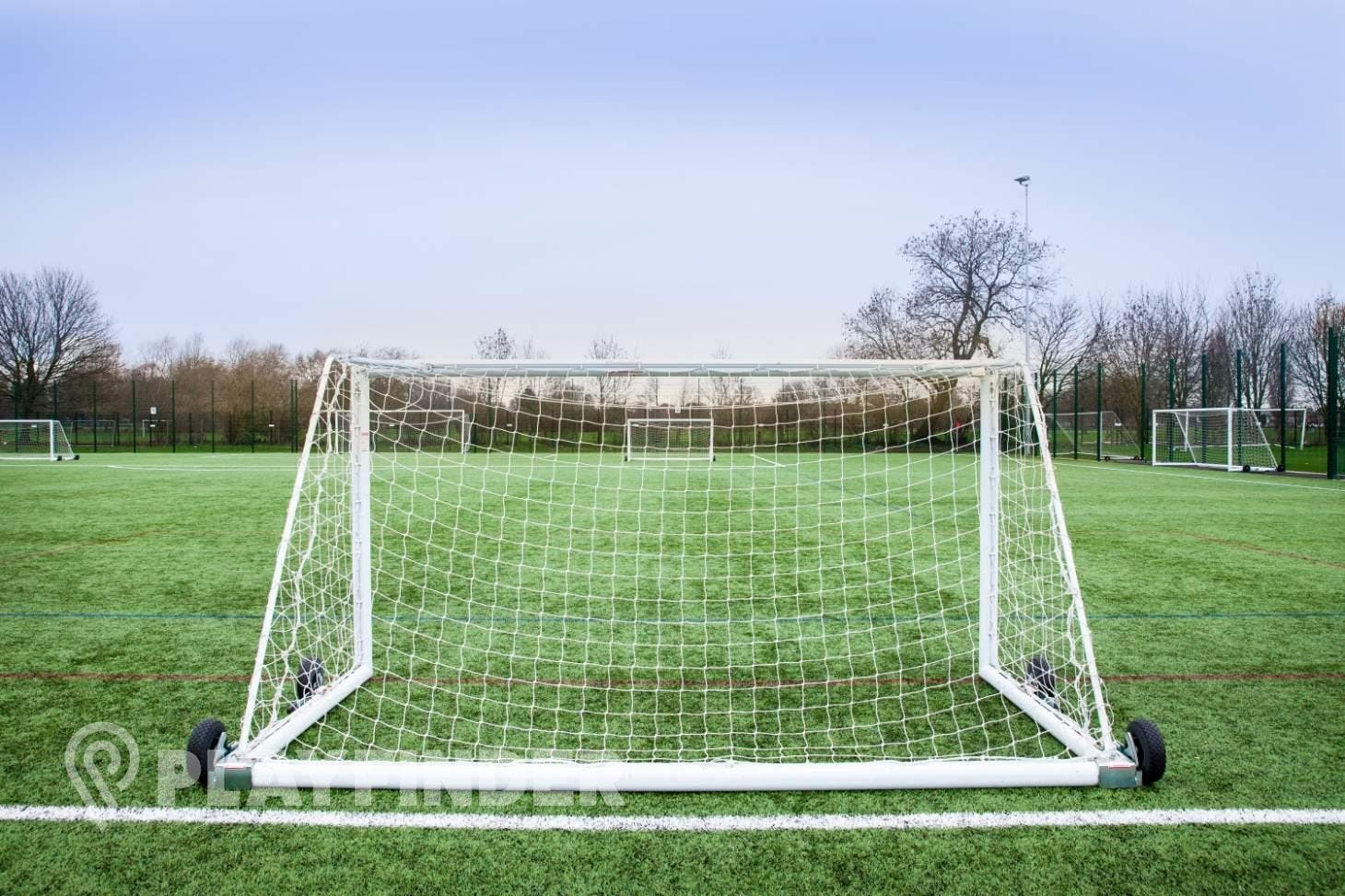 CONEL Sports Facilities 5 a side | 3G Astroturf football pitch