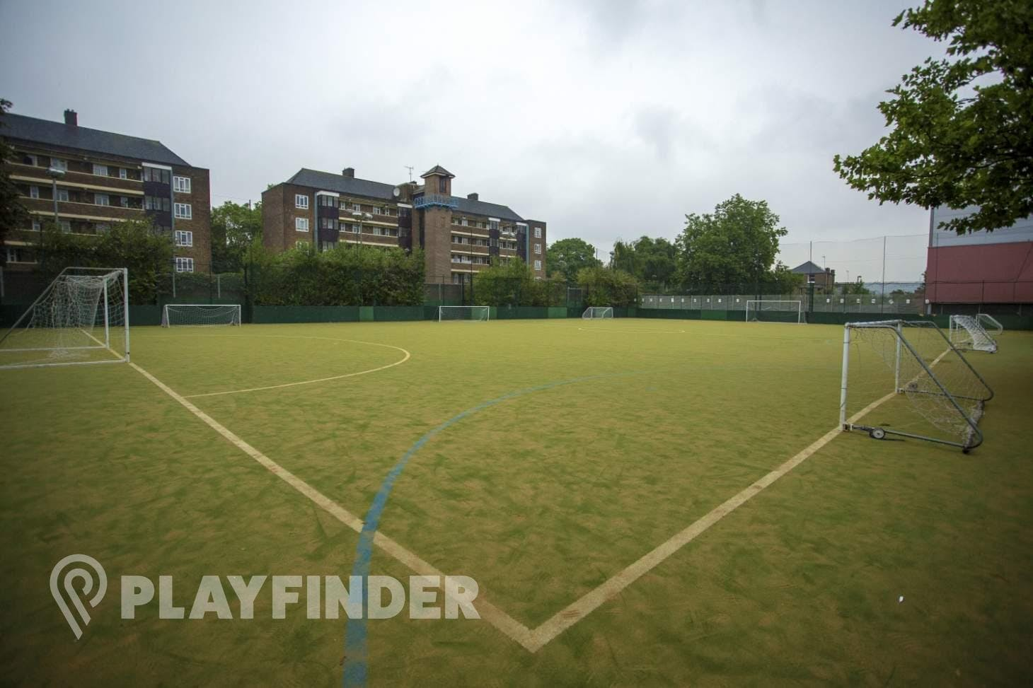 PlayFootball Holloway 7 a side | Astroturf football pitch