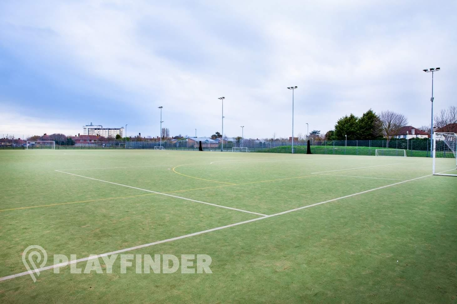 Park West Academy 11 a side | Astroturf football pitch