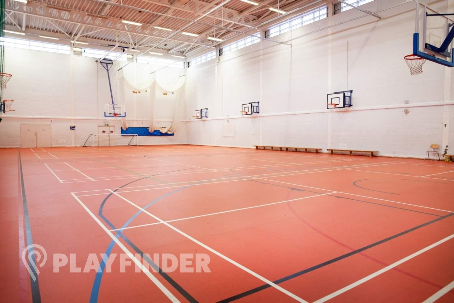 Park West Academy Sports hall space hire
