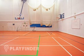 Park West Academy | Sports hall Cricket Facilities