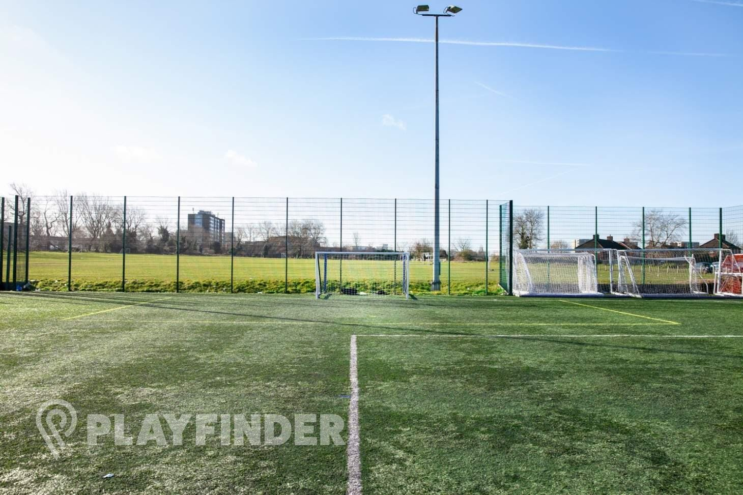 Meridian Sports Club 5 a side | 3G Astroturf football pitch