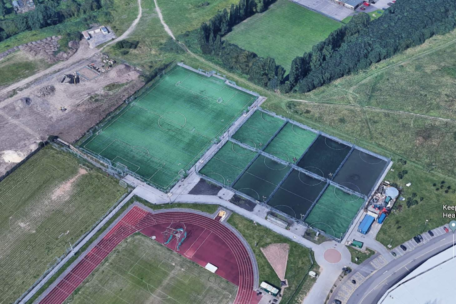 Club Doncaster Academy - Sports Centre 6 a side | Astroturf football pitch