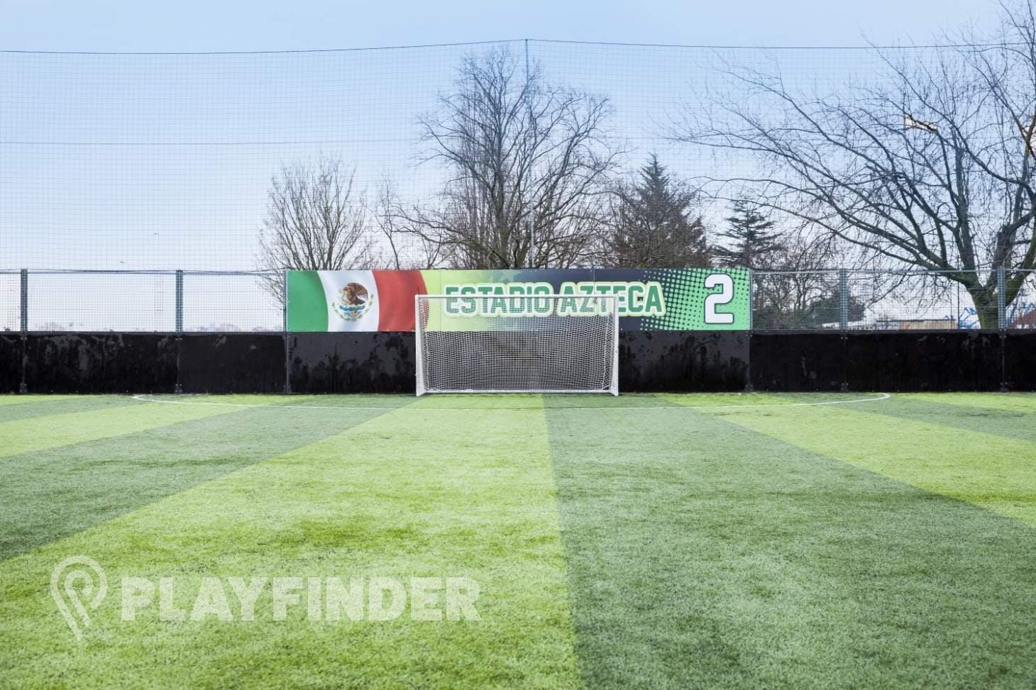 Goals Leeds 8 a side | 3G Astroturf football pitch