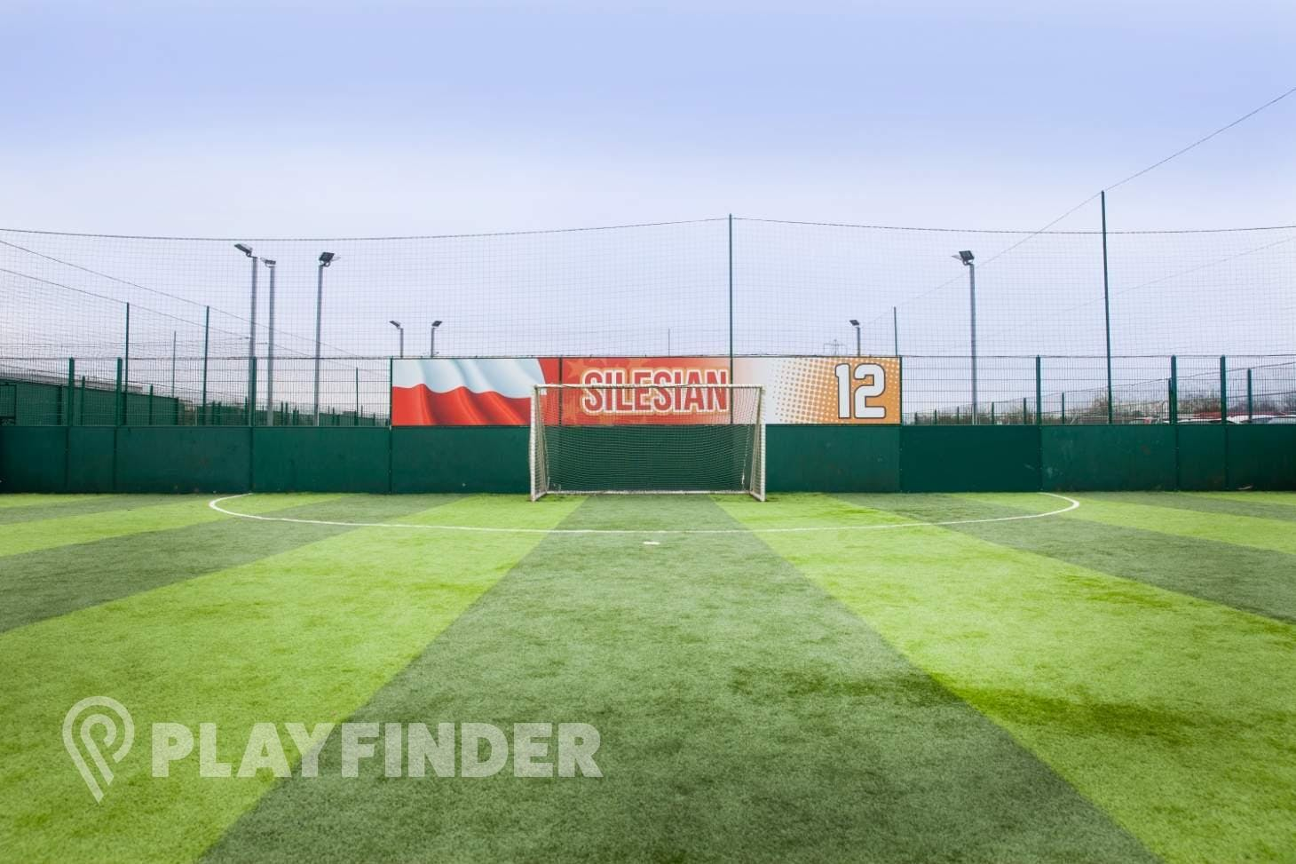Goals Leicester 7 a side   3G Astroturf football pitch