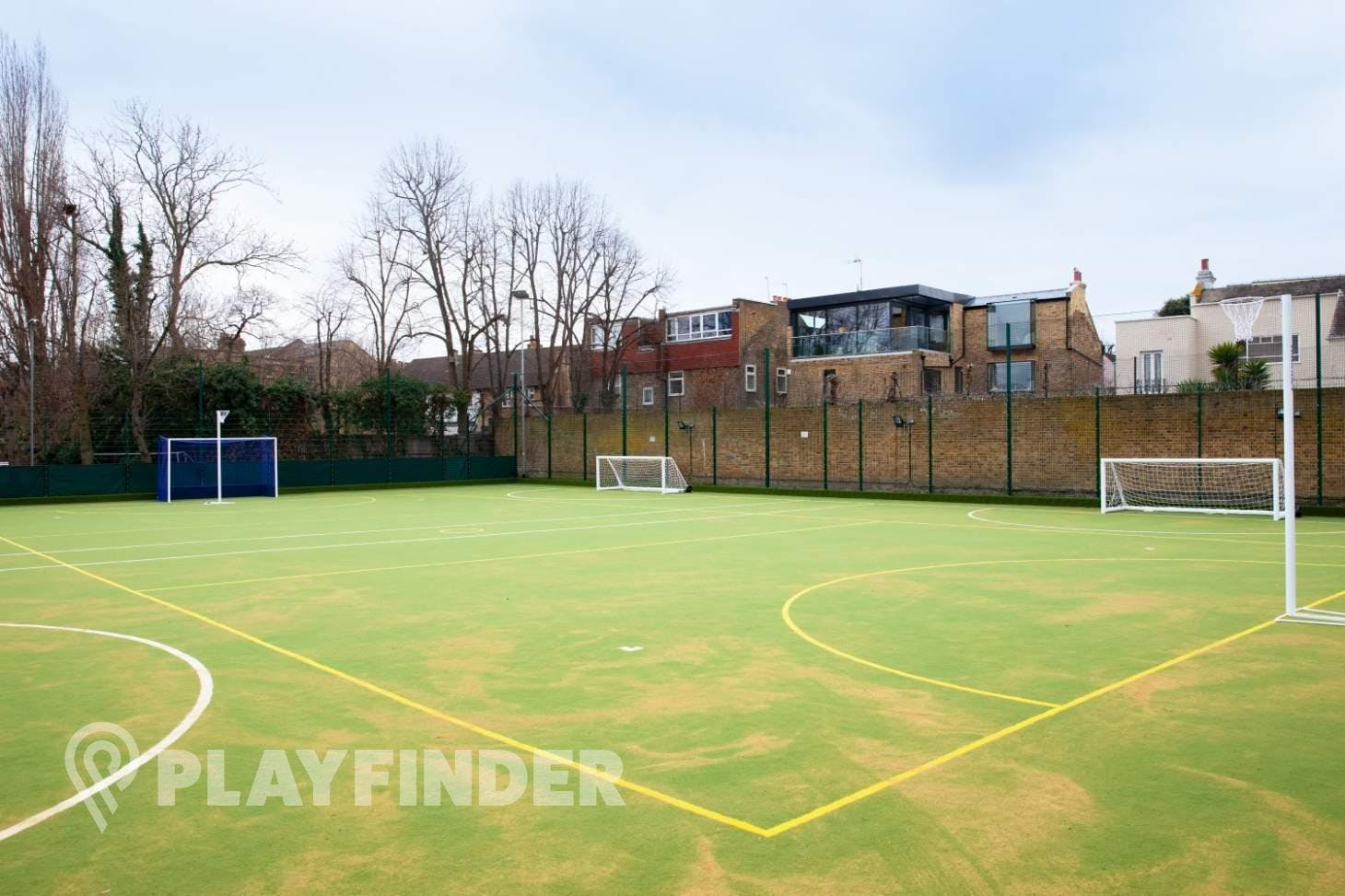 St Francis Xavier College Outdoor | Astroturf hockey pitch
