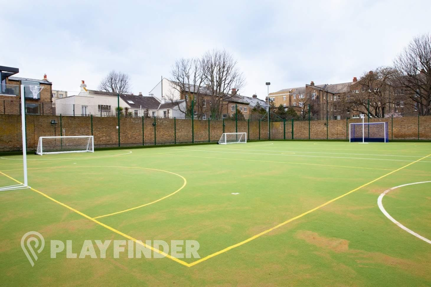 St Francis Xavier College 7 a side | Astroturf football pitch