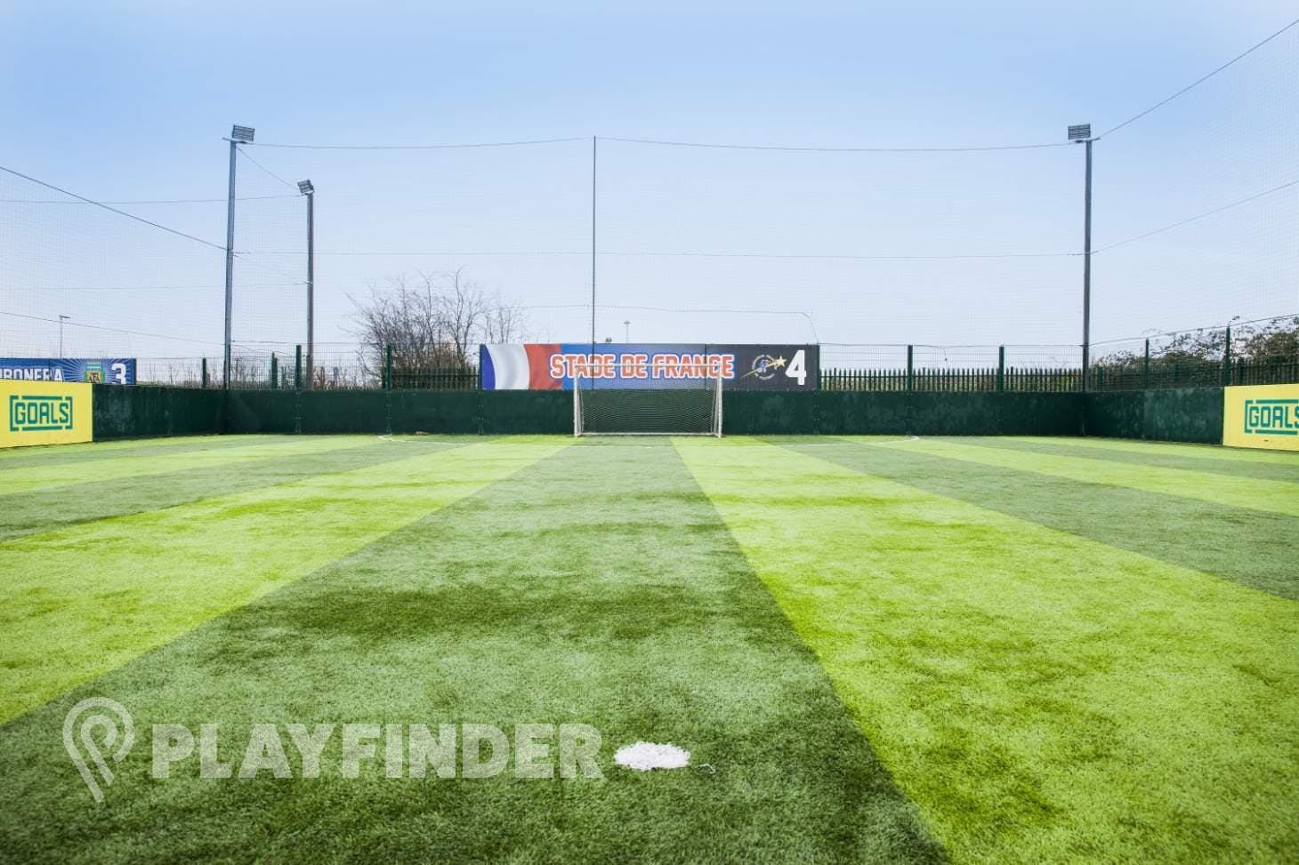Goals Bexleyheath 8 a side | 3G Astroturf football pitch