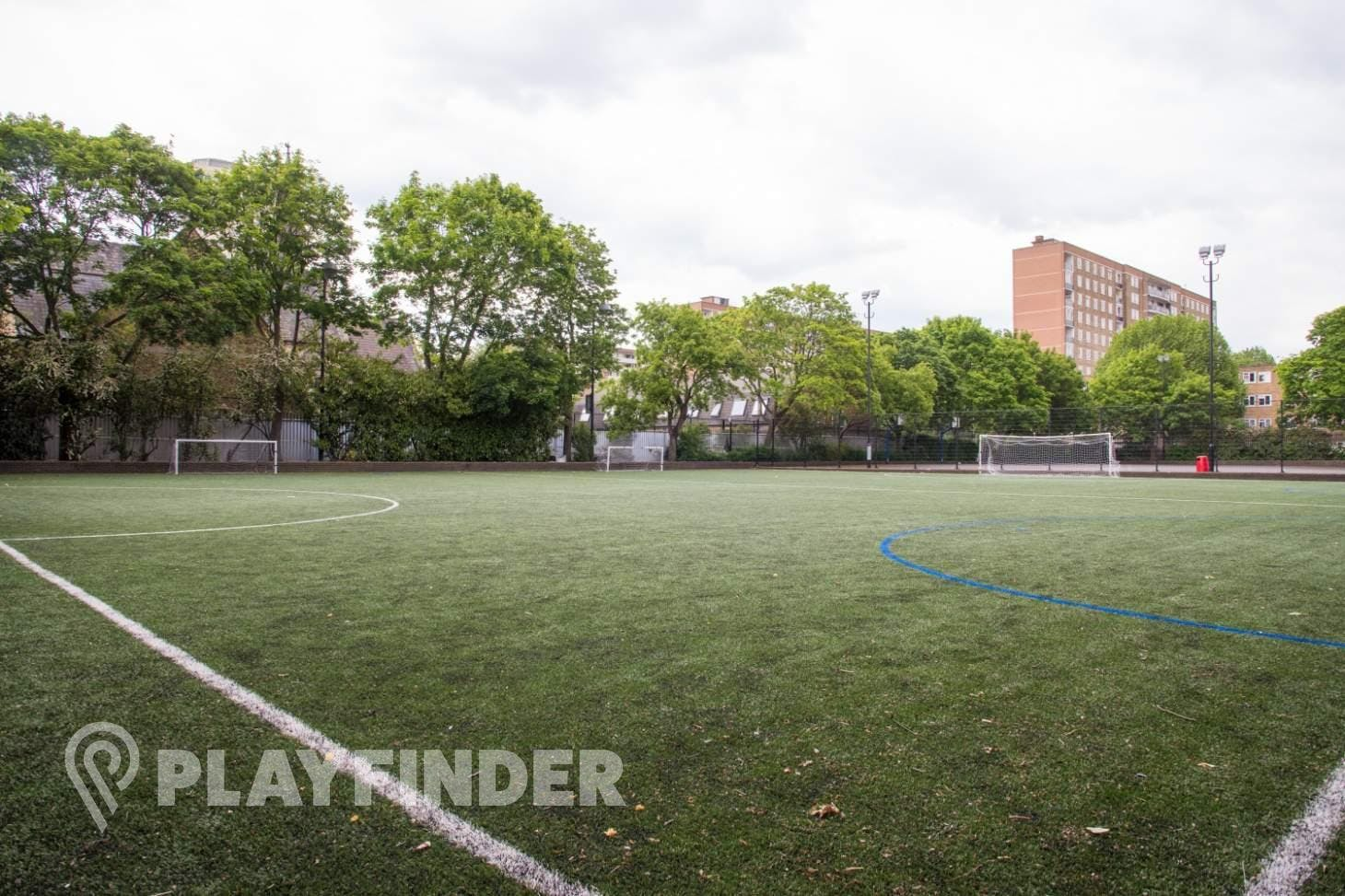 Battersea - 5aside.org 5 a side | 3G Astroturf football pitch