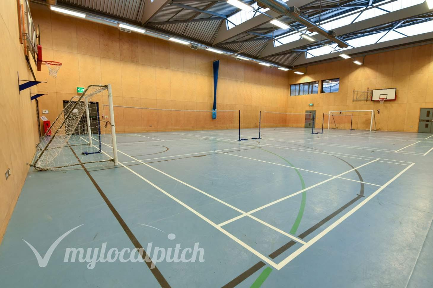 Cedars Youth & Community Centre 5 a side | Indoor football pitch
