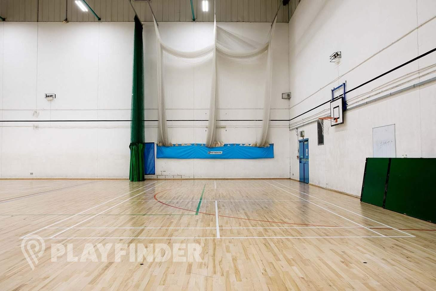 Somers Town Community Sports Centre Nets | Sports hall cricket facilities