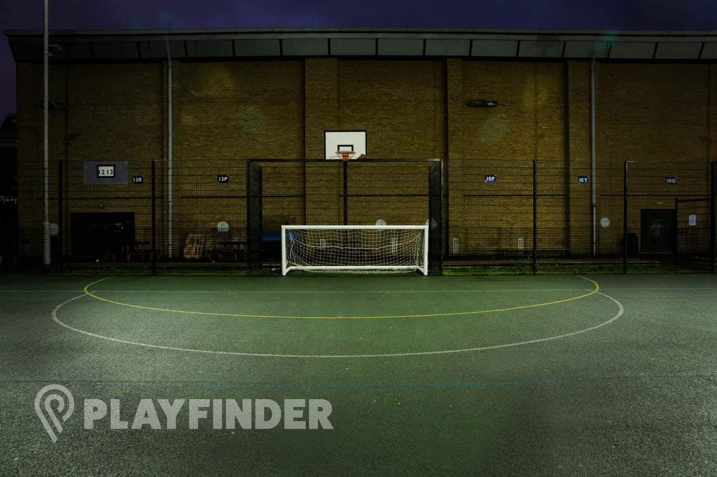 Somers Town Community Sports Centre Outdoor | Hard (macadam) netball court