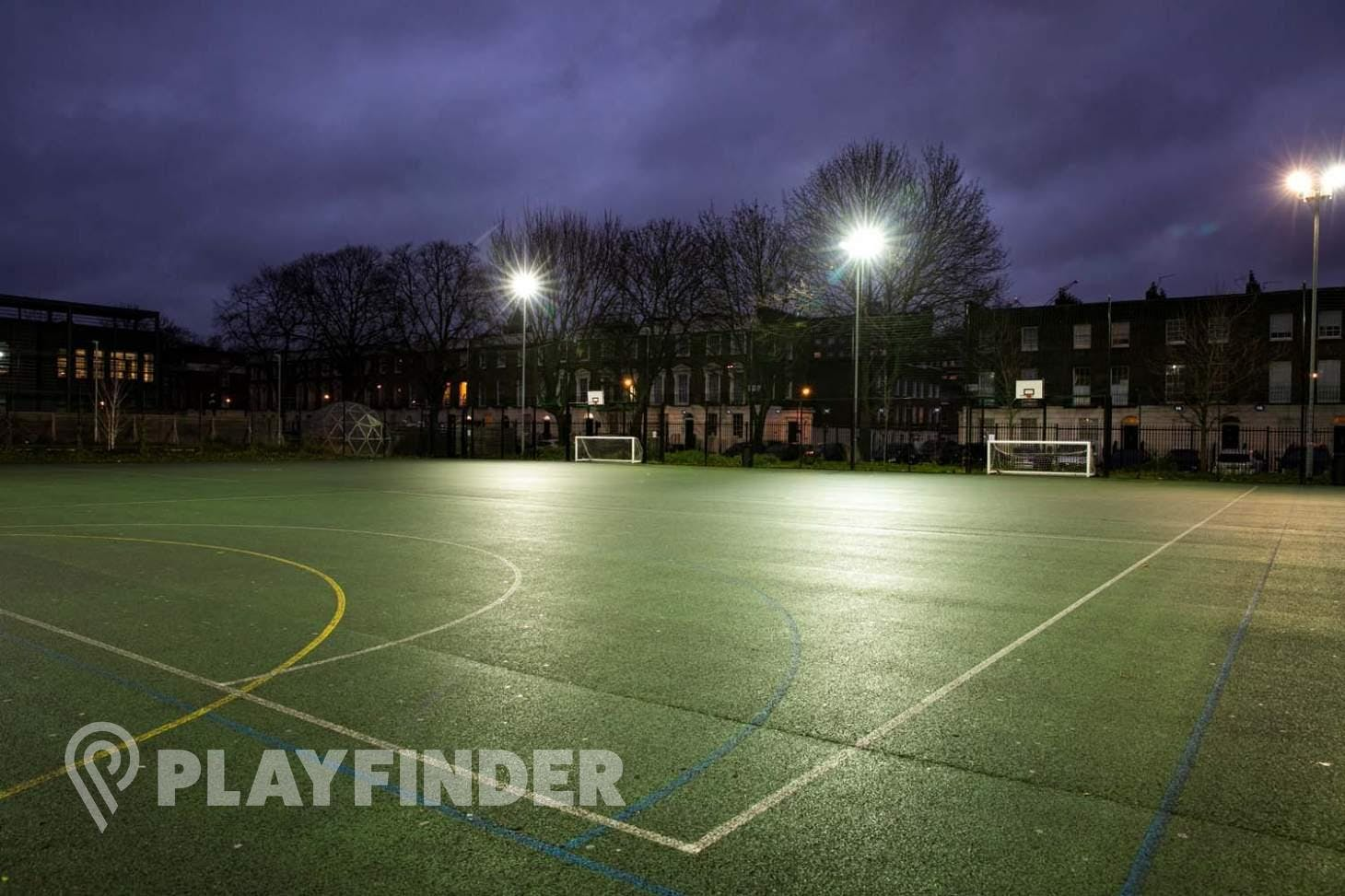 Somers Town Community Sports Centre 5 a side | Hard (macadam) football pitch
