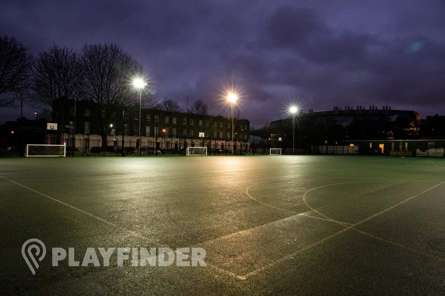 Somers Town Community Sports Centre Pitch | Hard (macadam) futsal pitch