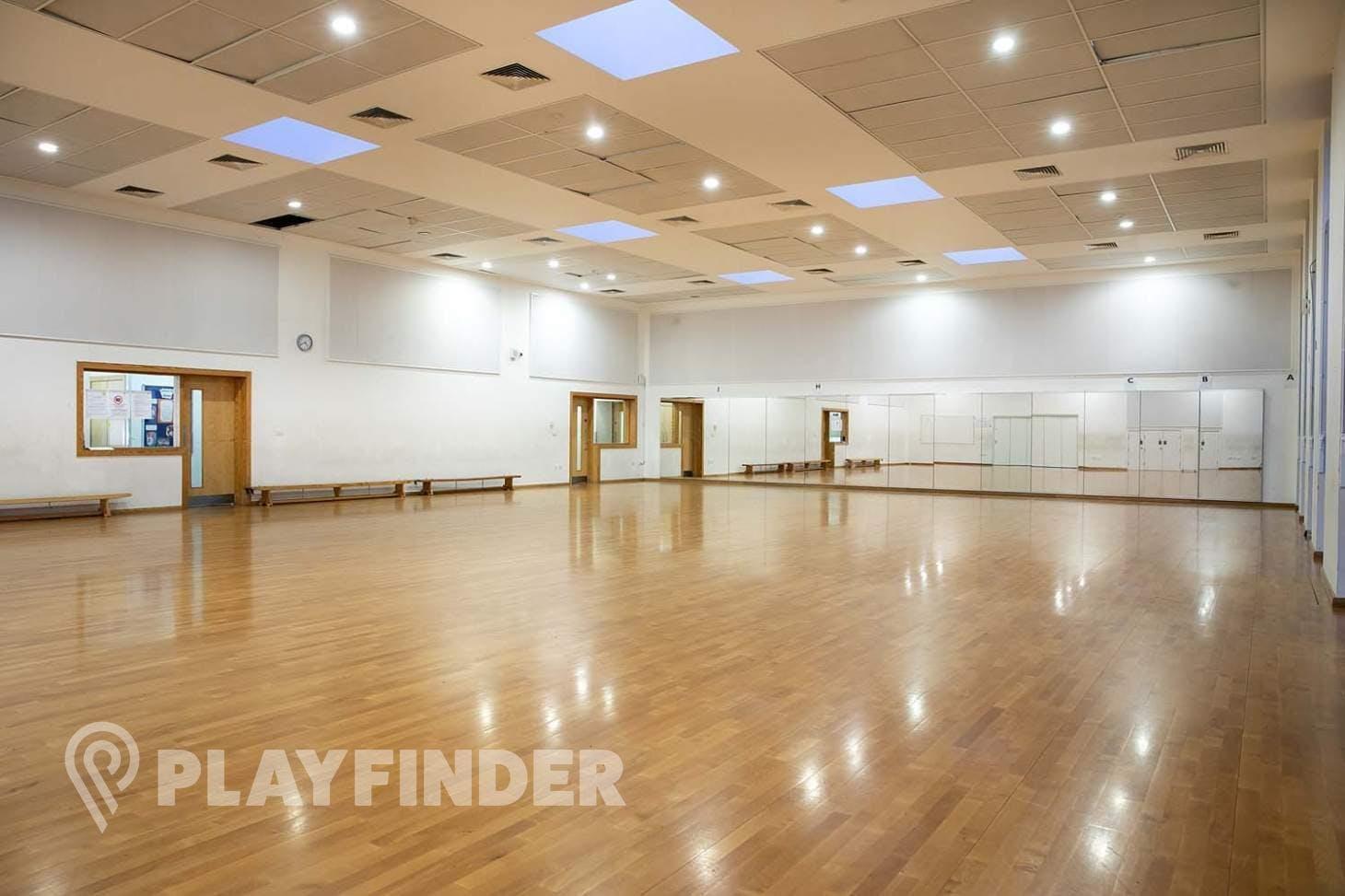 Somers Town Community Sports Centre Studio | Dance studio space hire