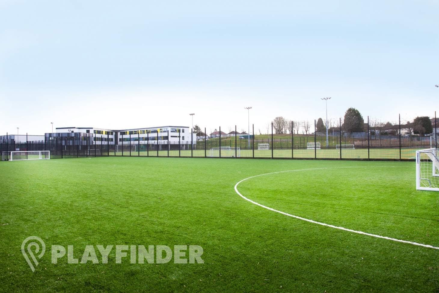 Monks Hill Sports Centre 5 a side | 3G Astroturf football pitch