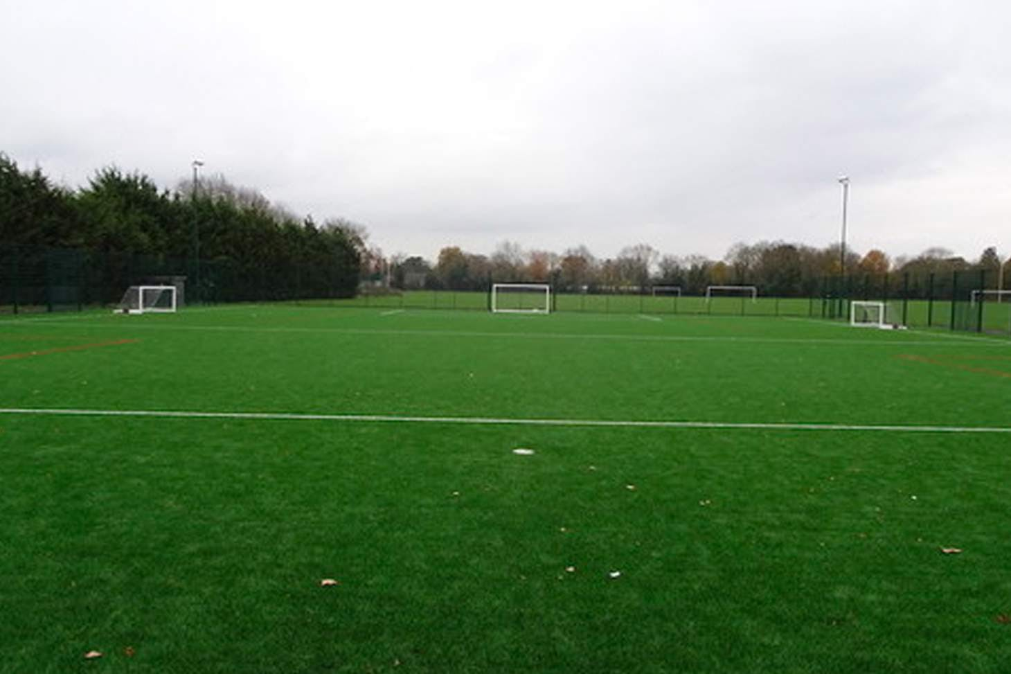 Orchardside School 5 a side   3G Astroturf football pitch