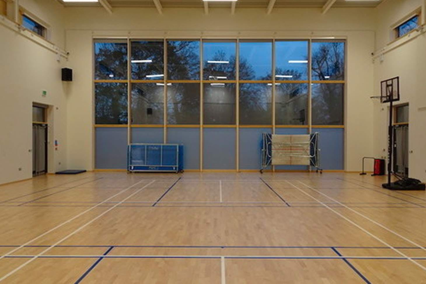 Orchardside School Sports hall space hire