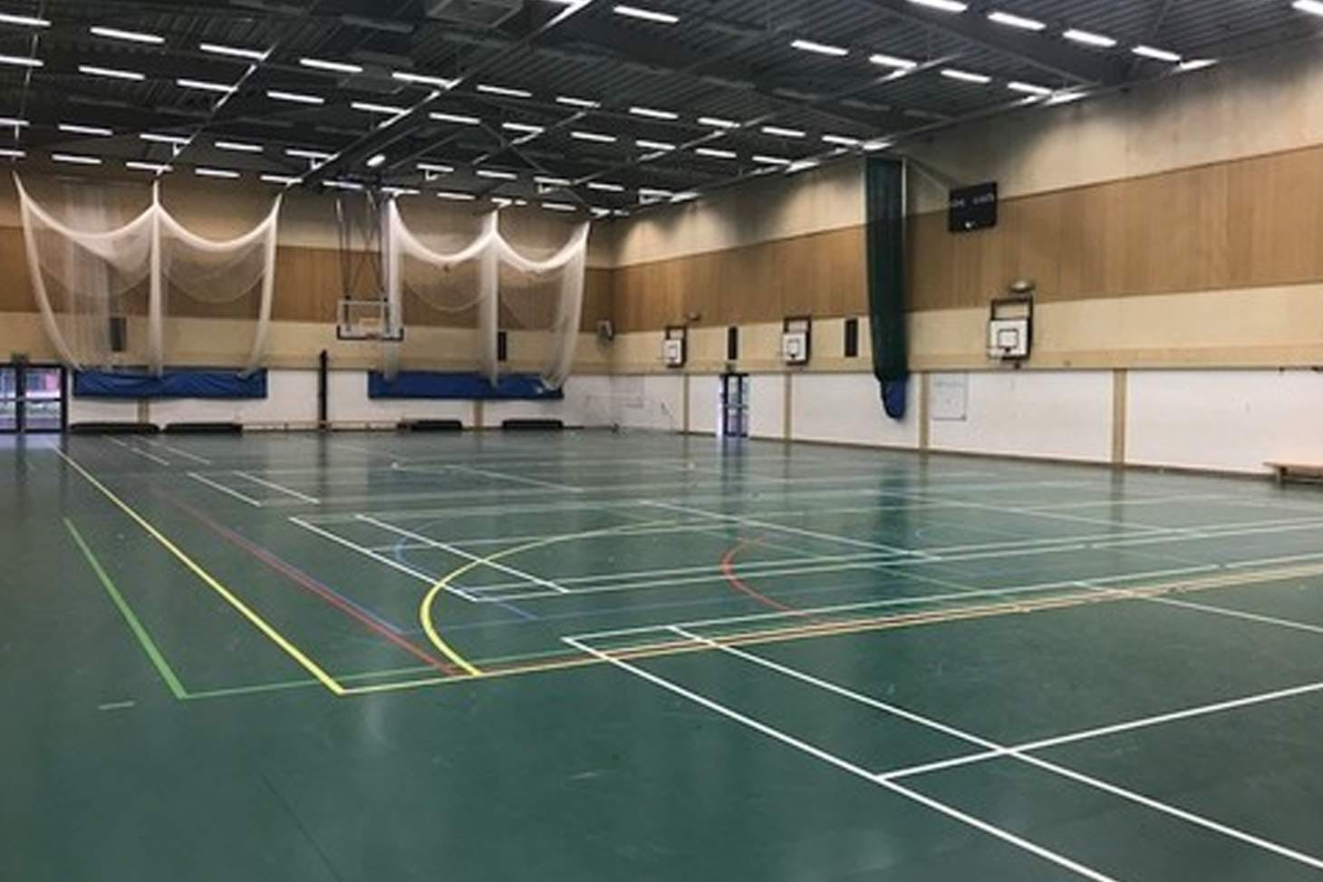 Princes Risborough School 5 a side | Indoor football pitch