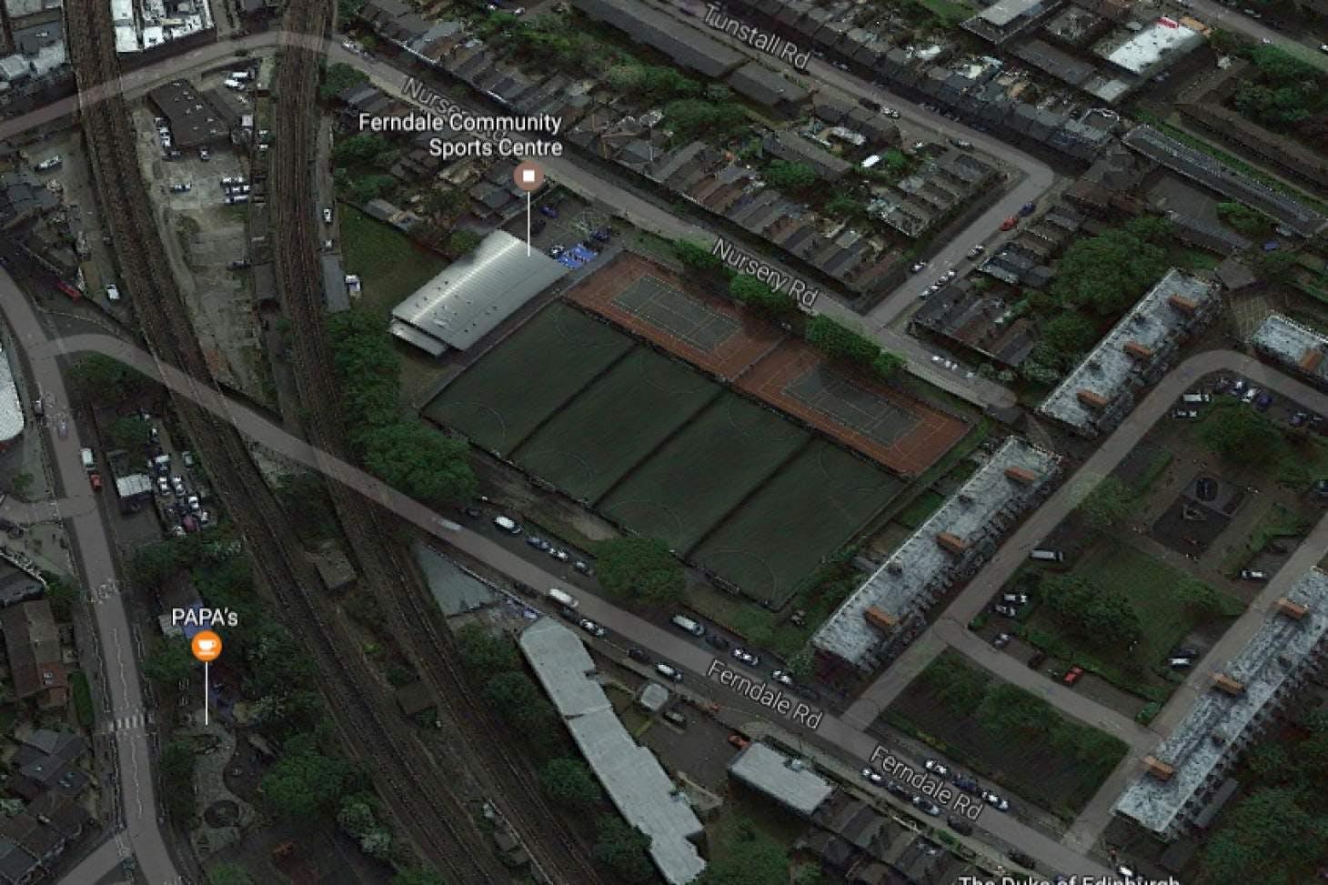 Brixton - Netbusters Outdoor | Hard (macadam) netball court