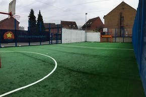 John Scurr Primary School | 3G astroturf Football Pitch