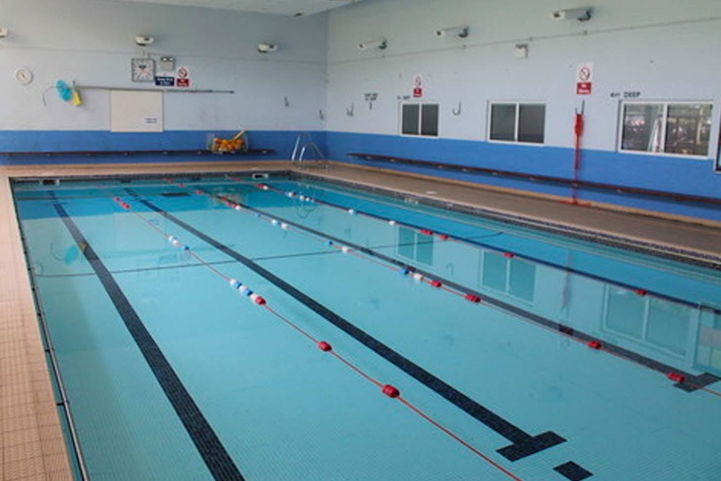 Mayflower High School 20m pool   Water swimming pool