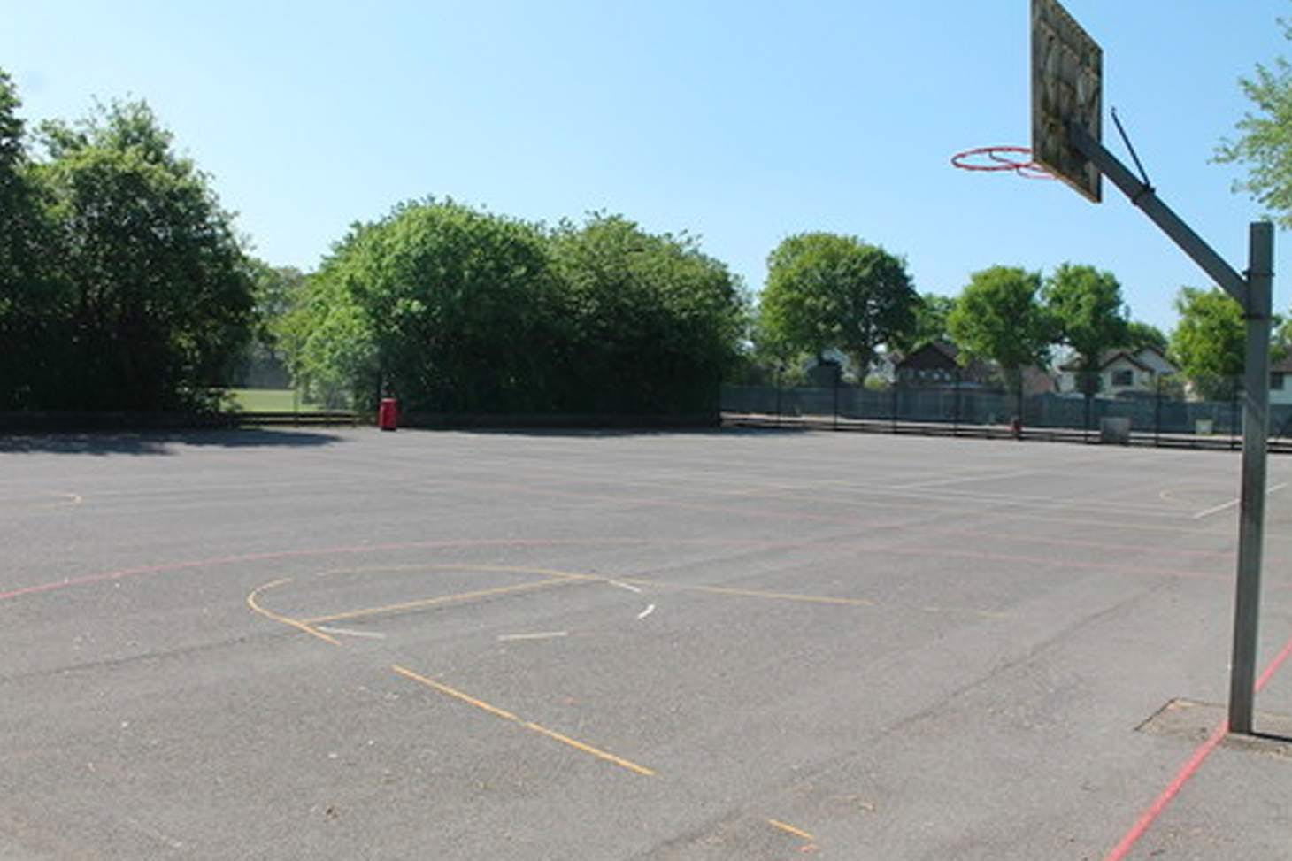 Mayflower High School 5 a side | Hard (macadam) football pitch