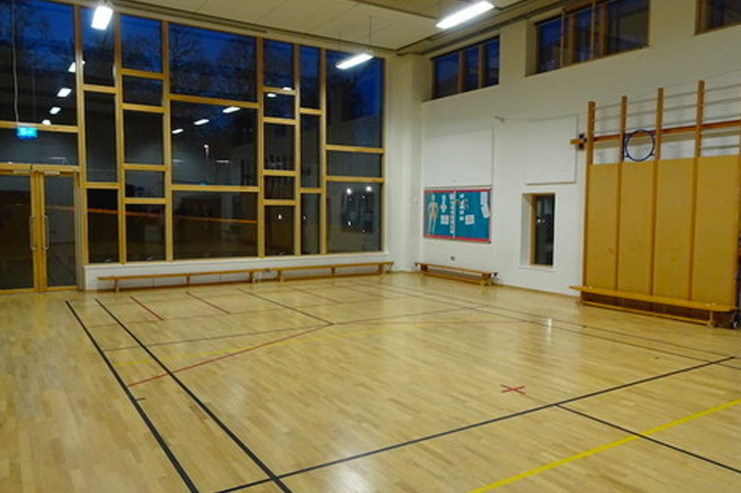 Priory School Croydon Main hall space hire