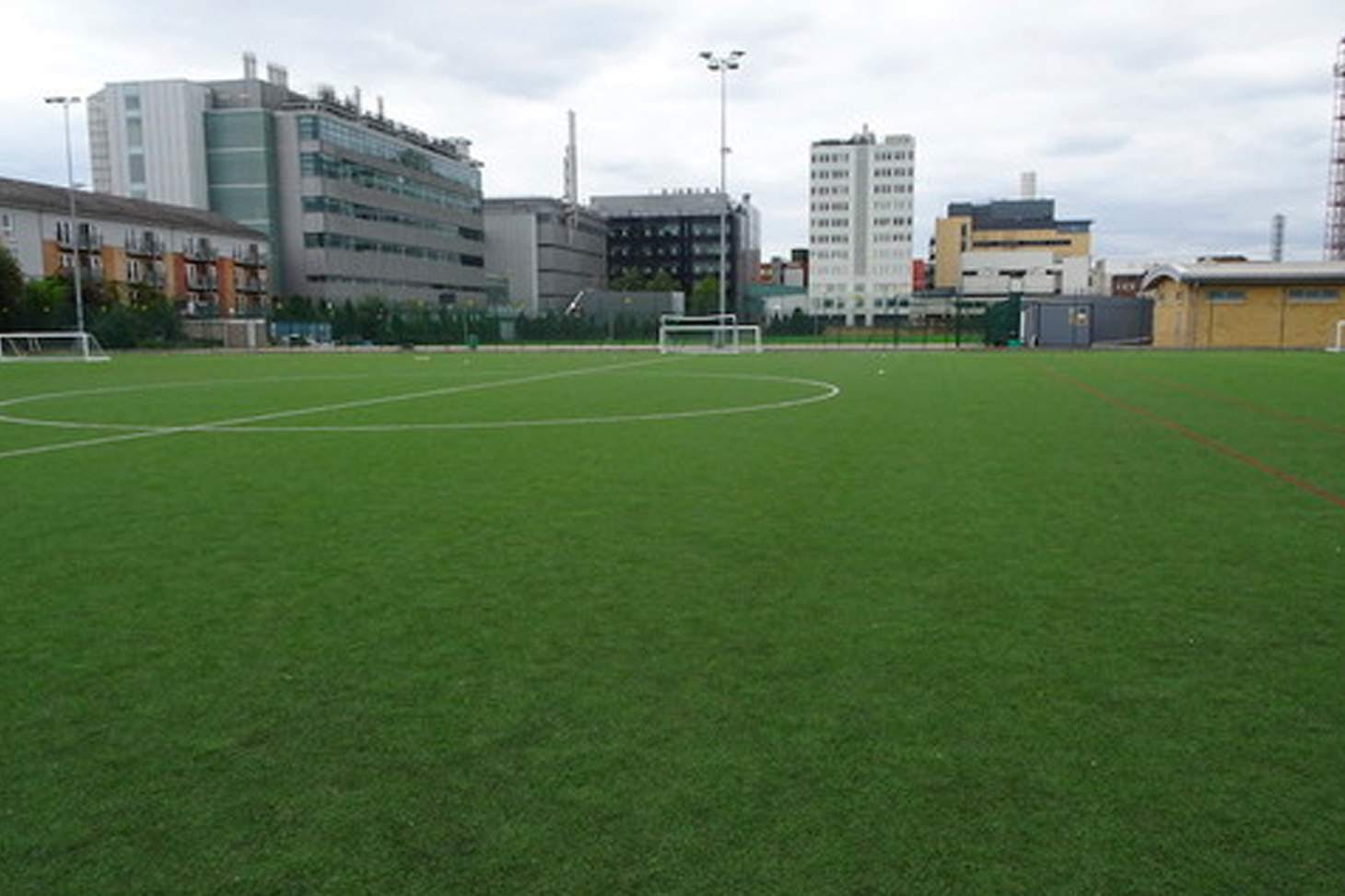Ark Burlington Danes Academy Outdoor | 3G Astroturf hockey pitch