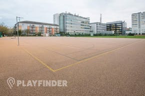 Ark Burlington Danes Academy | Hard (macadam) Basketball Court