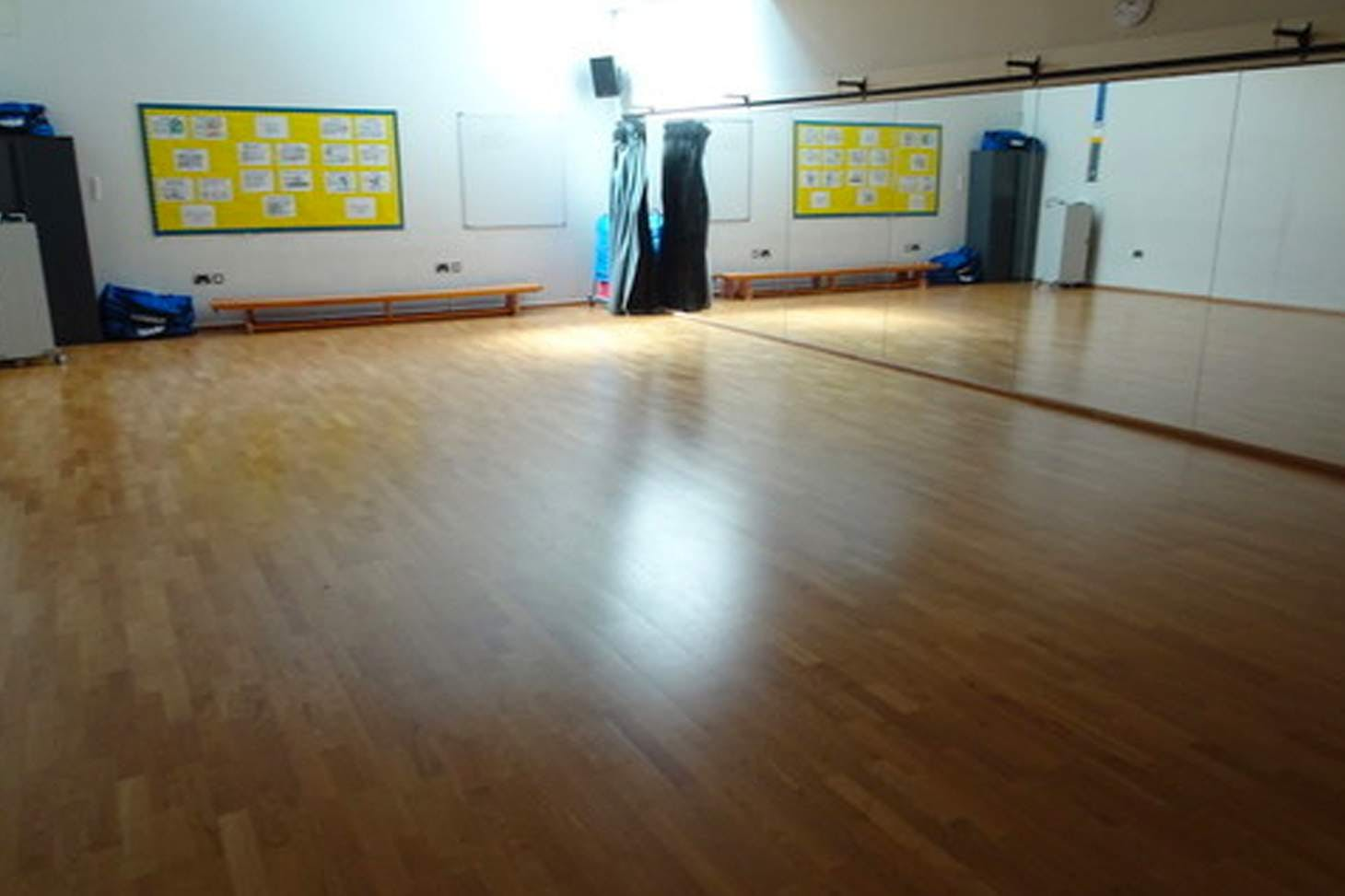Our Lady's Convent High School Studio | Dance studio space hire