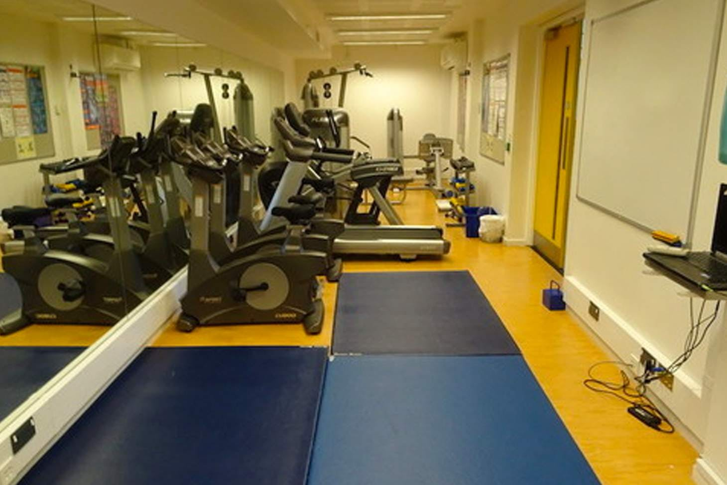 Our Lady's Convent High School Gym space hire