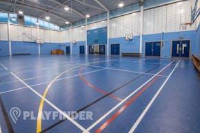 Ark Burlington Danes Academy | Indoor Hockey Pitch