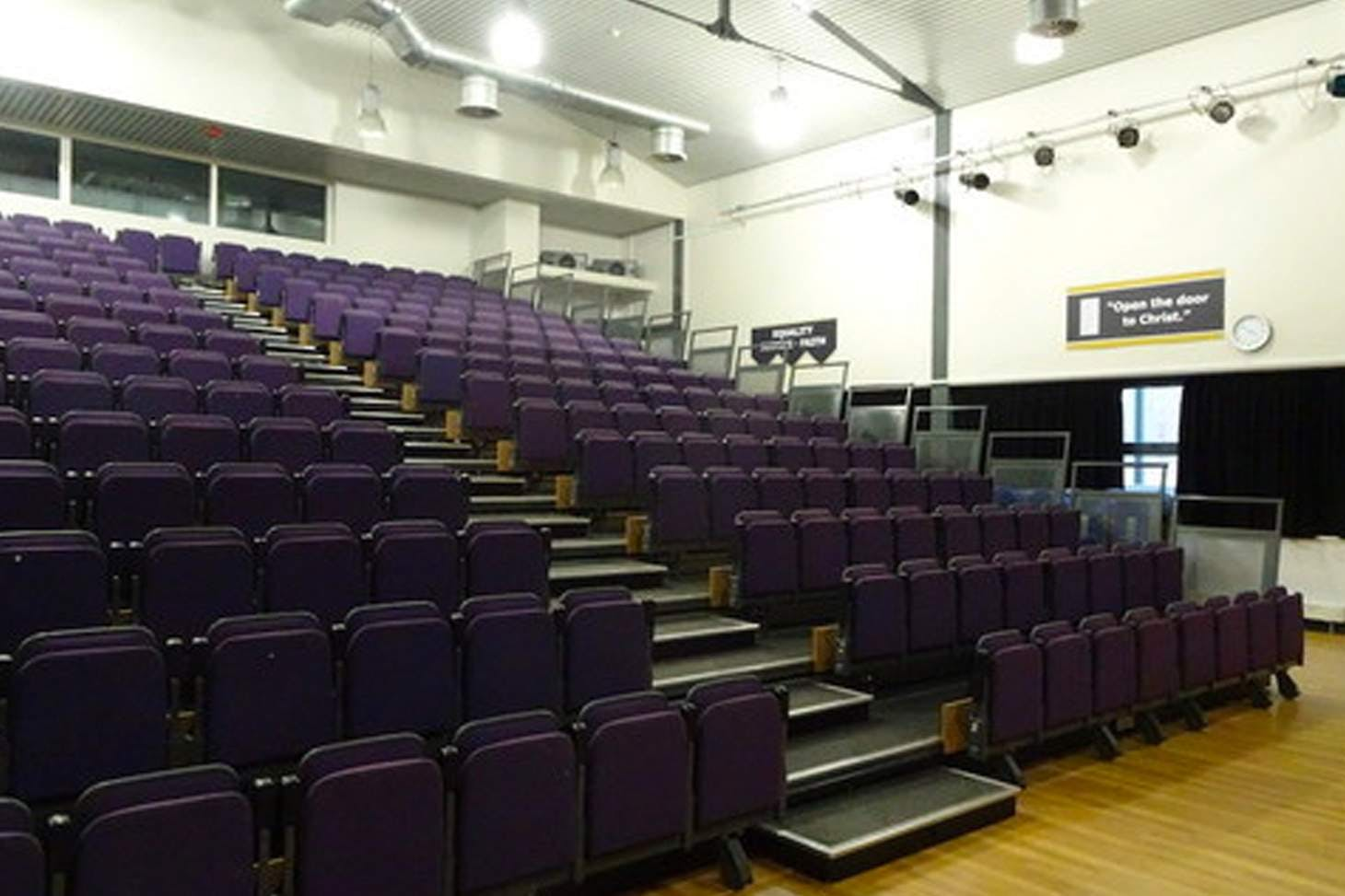 Bishop Challoner Catholic Federation of Schools Theatre space hire